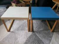 Habitat kilo coffee side tables