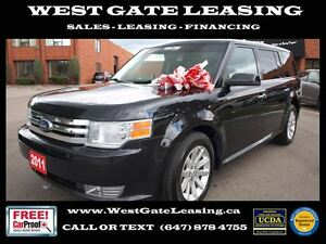 2011 Ford Flex SEL AWD | OFF LEASE |