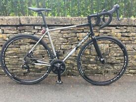 Genesis Equilibrium 931 Disc brake bike