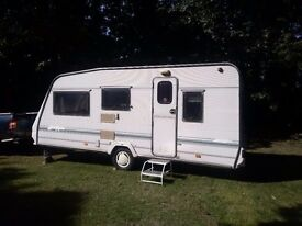 Sterling Europa 5 Berth Caravan