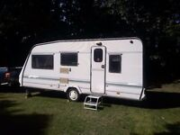 Sterling Europa 5 Berth Caravan