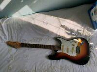Peavey Raptor Sunburst Guitar