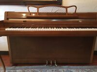 Yamaha Upright Acoustic Piano