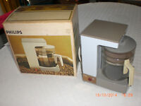 Vintage Phillips Electric Filter coffee machine