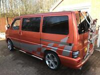 Vw t4 custom , stunning !! totally one off