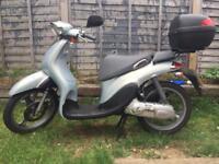 Yamaha why 50cc
