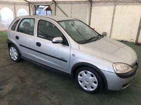 Vauxhall Corsa Elegance 1.2 petrol. Only covered 64k miles! Full service history. Lovely car.