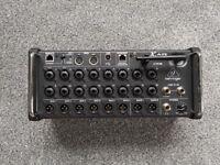 Behringer XR18 / X-Air 18 Digital Mixer. Great Condition