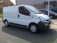 Vauxhall Vivaro Di SWB White