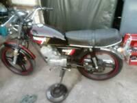 Yamaha 100 rxz special