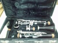 Conn 16 clarinet with case