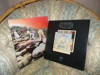 Led Zeppelin vinyl record albums