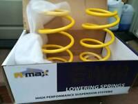 Lowering springs t5