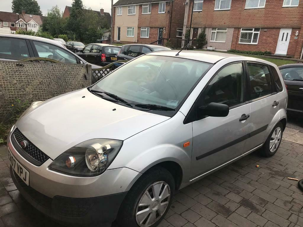 Ford Fiesta 2007 £800 Ono - MOT 2020 1 2l | in Coventry, West Midlands |  Gumtree