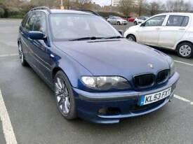 BMW 320I M SPORT TOURING E46 LONG MOT 1450 ONO