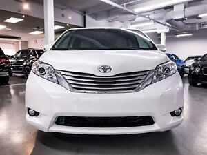 2013 Toyota Sienna Limited, AWD, Navigation, DVD