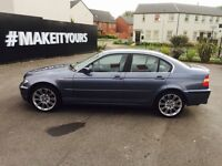for sale my lovely car sport Bmw 320i nice sport car 4 door saloon 52 plat Run and drive perfect