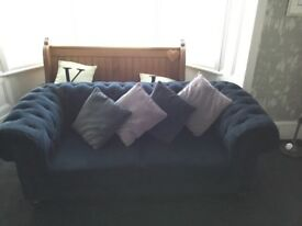 Settee x2 for sale