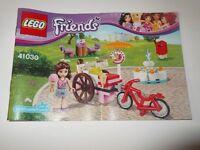 LEGO FRIENDS ICE CREAM SELLER 41030