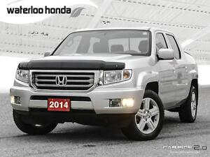 2014 Honda Ridgeline Touring Navigation, Heated Leather and M...