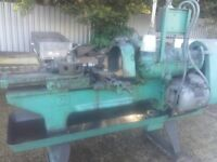 Herbert Capstan Lathe, spares or repair. Can deliver locally