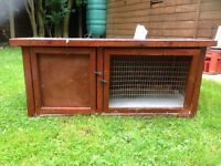 Guinea Pig Hutch for Sale £12