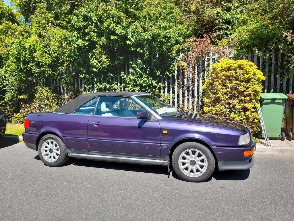 Audi Cabriolet 1994 appreciating classic | in Plymouth, Devon | Gumtree