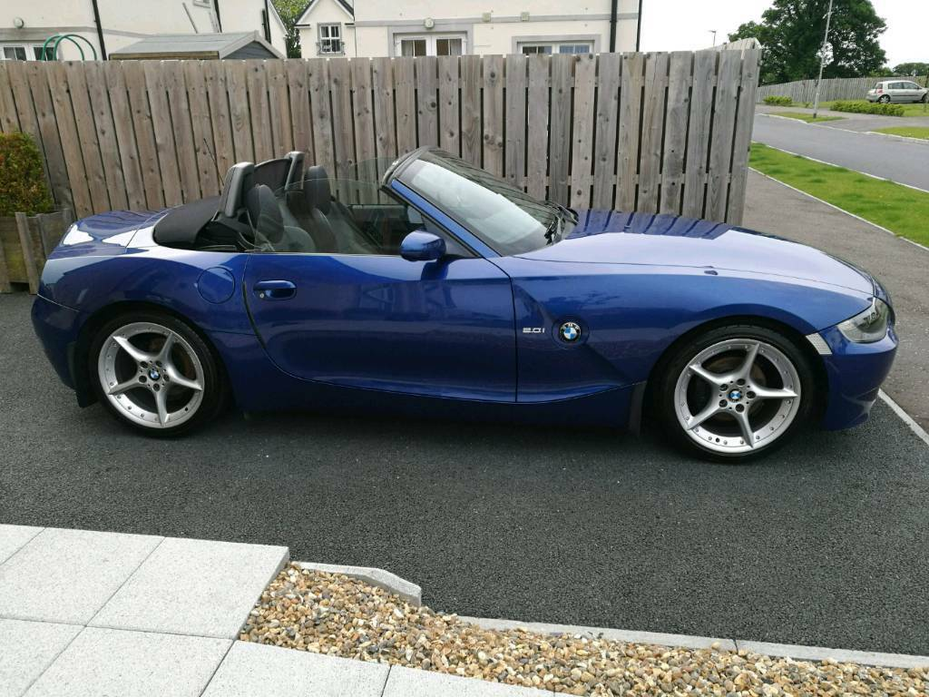 Bmw Z4 Convertible 2 0i Low Millage Not Z3 S2000 Mx5 Slk