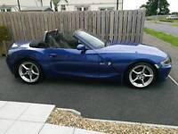 BMW Z4 Convertible 2.0i low millage (not Z3 S2000 MX5 SLK MGF MR2 TT CRX)