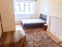 Double Room, Bayswater, Lisson Grove, Baker Street, Edgware Road, Central London, all bills included