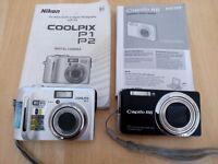 Nikon and Ricoh cameras.