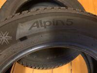 Michelin Alpin5 Winter Tyres