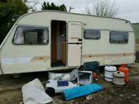 Avondale 6 berth caravan Re-Available , deposit paid , no show