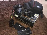 Nikon 3100 15-55VR Lens