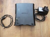 Buffalo 500Gb portable U.S.B. Hard drive