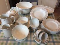 Vintage Habitat tableware