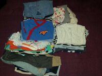 Baby boy clothes 3-6 m