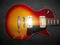 GUITAR Gibson Les Paul Style Electric Guitar.