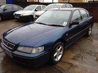 1996 Honda Accord 1.8i.