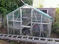 Large greenhouse