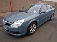 VAUXHALL VECTRA , 2006/56 REG , LOW MILES + HISTORY , GOOD MOT , TRADE IN TO CLEAR , DRIVES SUPERBLY