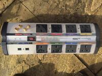 Monster cable and plug set