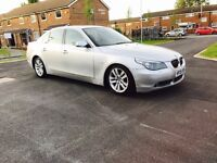 BMW 5 series 525d 05 plate 198bhp 6 speed manual full history service