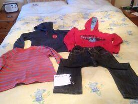 Bundle of boys clothes age 6-7 all vgc