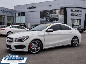 2016 Mercedes-Benz AMG CLA 45 AMG 4MATIC 21,000 KMS