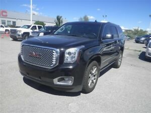 2016 GMC Yukon Denali | Power Steps | DVD |Moonroof