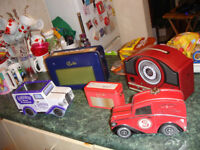 COLLECTABLE BISCUIT TINS X5