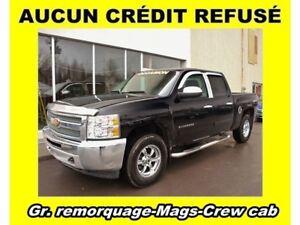 2012 Chevrolet Silverado 1500 4X4 *V8 5.3L * CREW CAB * ATTENTE