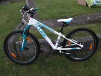 Cube kids 240 bike, like new