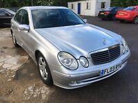 Mercedes-Benz E Class 3.0 E320 CDI Avantgarde 7G-Tronic 4dr